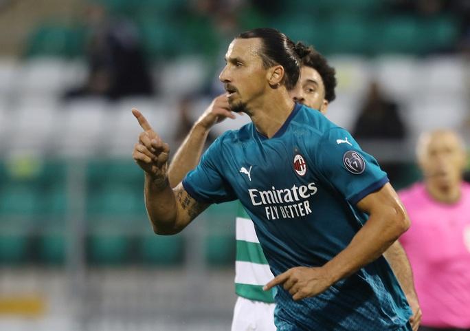 Trước trận derby thành Milan: Lukaku sẽ đánh bại sư phụ Ibrahimovic? - Ảnh 4.