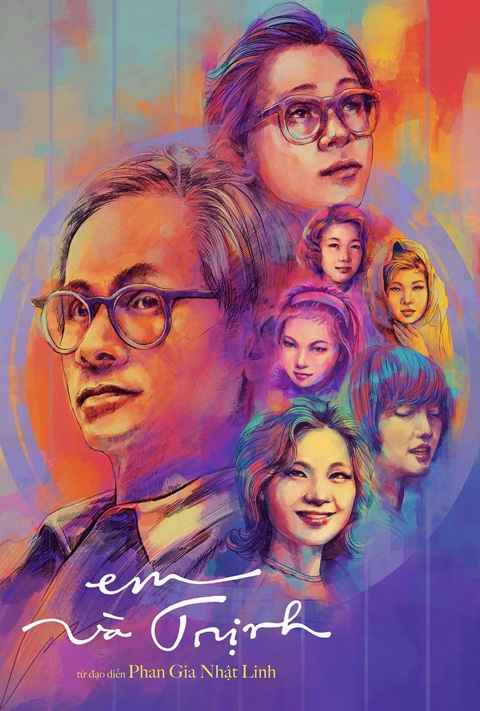 Phim mới về nhạc sĩ Trịnh Công Sơn được khoe toàn cái nhất - Ảnh 1.