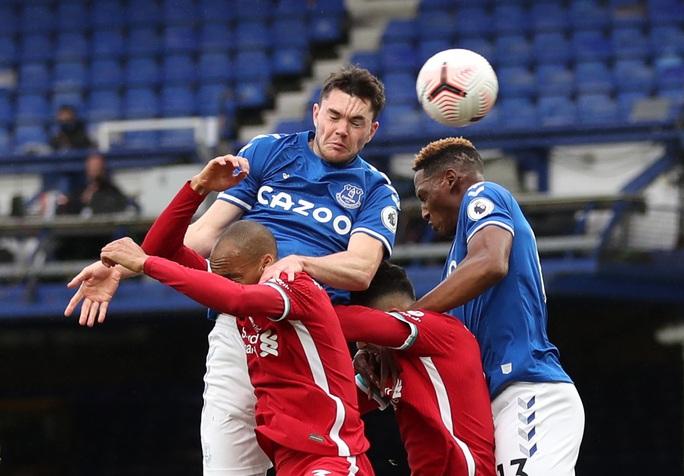 Mãn nhãn khi Everton cầm chân  Liverpool trong trận derby 4 bàn thắng - Ảnh 5.