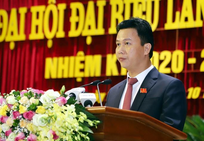 Ông Đặng Quốc Khánh tái đắc cử Bí thư Tỉnh ủy Hà Giang với số phiếu tuyệt đối - Ảnh 1.