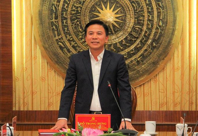 Bộ Chính trị đồng ý cho Thanh Hóa bầu 3 Phó bí thư Tỉnh ủy - Ảnh 1.