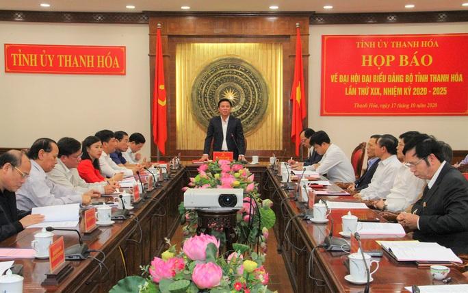Bộ Chính trị đồng ý cho Thanh Hóa bầu 3 Phó bí thư Tỉnh ủy - Ảnh 3.