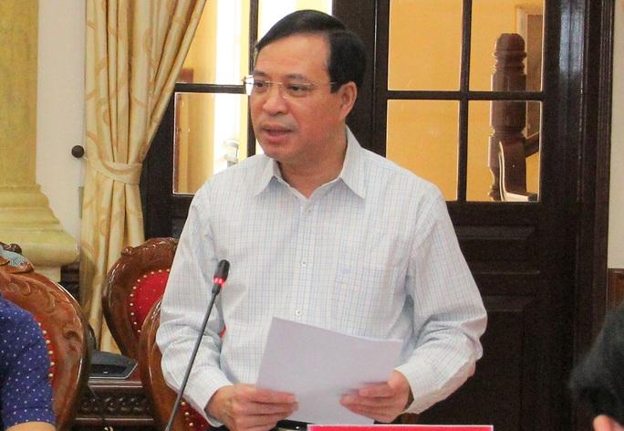 Bộ Chính trị đồng ý cho Thanh Hóa bầu 3 Phó bí thư Tỉnh ủy - Ảnh 2.