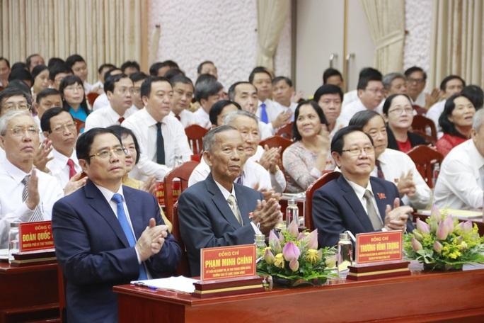 Những hình ảnh tại lễ khai mạc Đại hội Đảng bộ tỉnh Đồng Tháp - Ảnh 3.