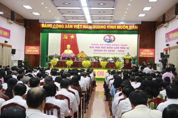 Những hình ảnh tại lễ khai mạc Đại hội Đảng bộ tỉnh Đồng Tháp - Ảnh 6.