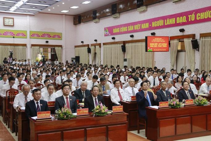 Những hình ảnh tại lễ khai mạc Đại hội Đảng bộ tỉnh Đồng Tháp - Ảnh 7.