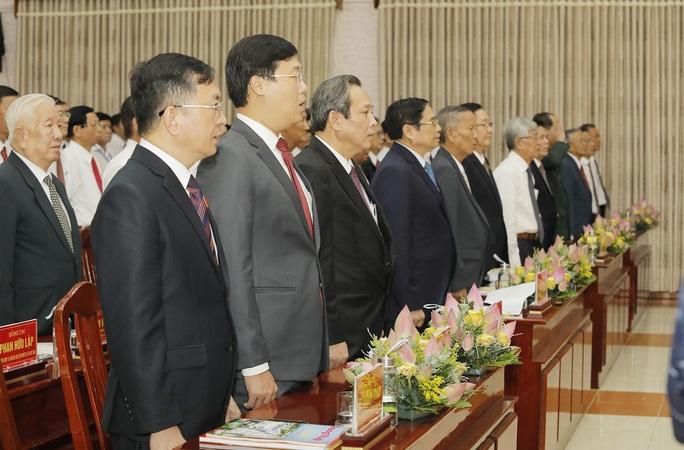 Những hình ảnh tại lễ khai mạc Đại hội Đảng bộ tỉnh Đồng Tháp - Ảnh 10.