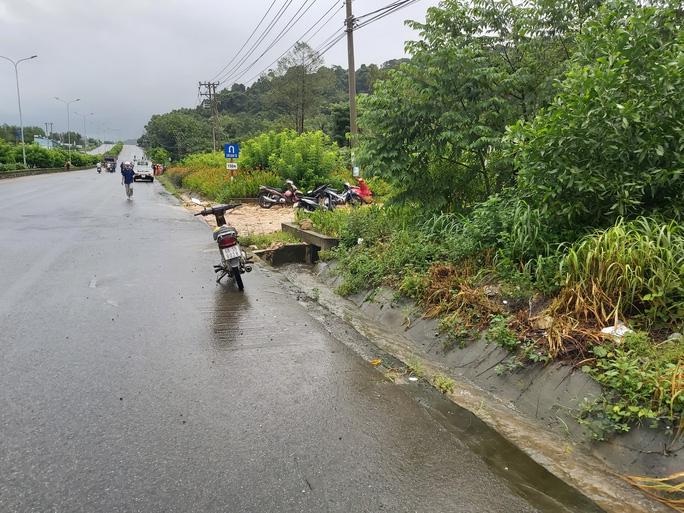 CLIP: Tìm thấy thi thể người đàn ông dưới cống thoát nước ở Phú Quốc - Ảnh 3.