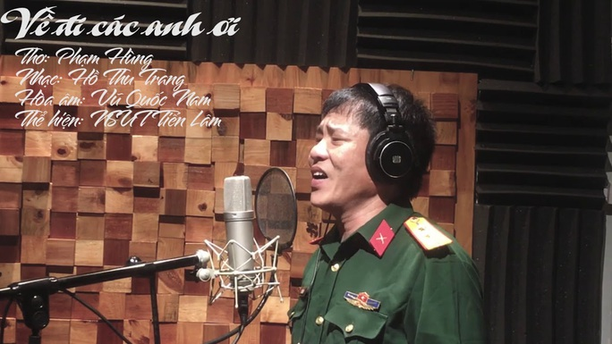 Ca khúc về những người lính hy sinh ở thủy điện Rào Trăng chiếm trọn trái tim  - Ảnh 1.