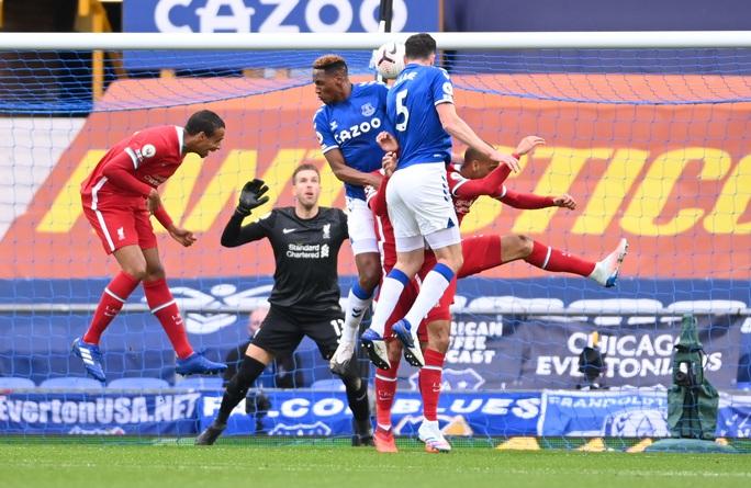 Mãn nhãn khi Everton cầm chân  Liverpool trong trận derby 4 bàn thắng - Ảnh 4.
