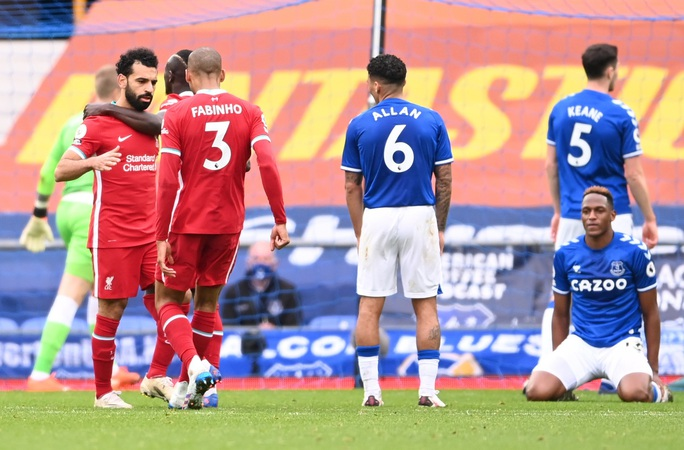 Mãn nhãn khi Everton cầm chân  Liverpool trong trận derby 4 bàn thắng - Ảnh 7.