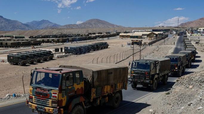 Đàm phán bế tắc, Ấn Độ thủ chặt biên giới với Trung Quốc suốt mùa đông - Ảnh 2.