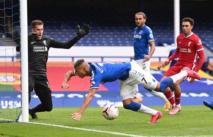 Mãn nhãn khi Everton cầm chân  Liverpool trong trận derby 4 bàn thắng - Ảnh 6.