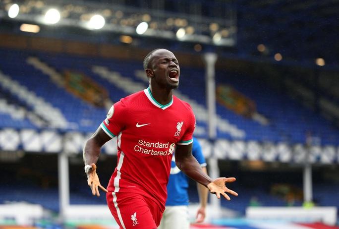 Mãn nhãn khi Everton cầm chân  Liverpool trong trận derby 4 bàn thắng - Ảnh 2.