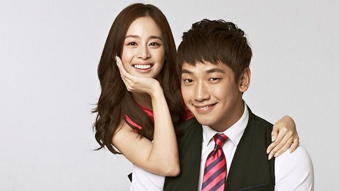Bi Rain và Kwon Sang Woo khoe hạnh phúc gia đình - Ảnh 4.