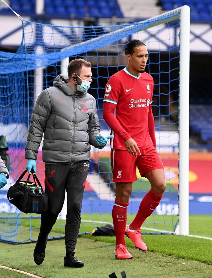 Liverpool sốc: Van Dijk chấn thương cực nặng, nghỉ thi đấu hết mùa - Ảnh 3.