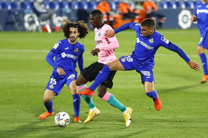 Địa chấn La Liga, Real Madrid và Barcelona rủ nhau bại trận - Ảnh 5.