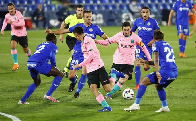 Địa chấn La Liga, Real Madrid và Barcelona rủ nhau bại trận - Ảnh 4.