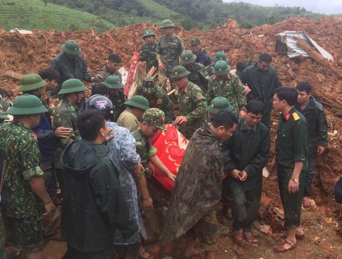 122 người chết, mất tích do mưa lũ ở miền Trung, Tây Nguyên - Ảnh 1.