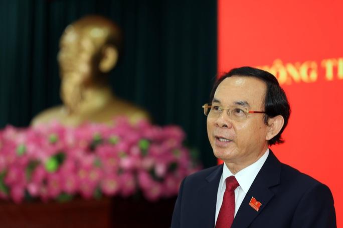 Bí thư Thành ủy TP HCM Nguyễn Văn Nên chia sẻ cảm xúc và dự định - Ảnh 1.