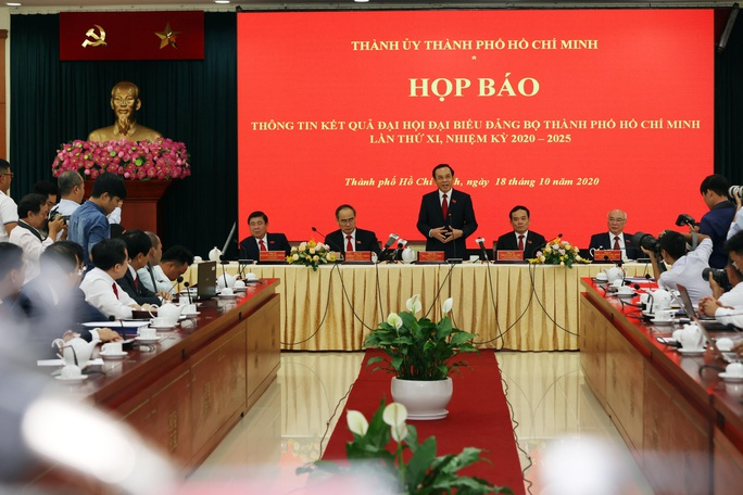 Bí thư Thành ủy TP HCM Nguyễn Văn Nên chia sẻ cảm xúc và dự định - Ảnh 2.