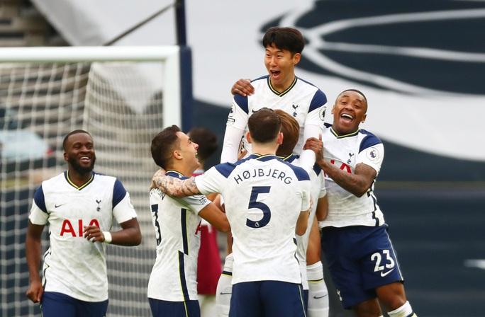 Rượt đuổi tỉ số điên rồ, Tottenham ngỡ ngàng vuột chiến thắng trước West Ham - Ảnh 3.
