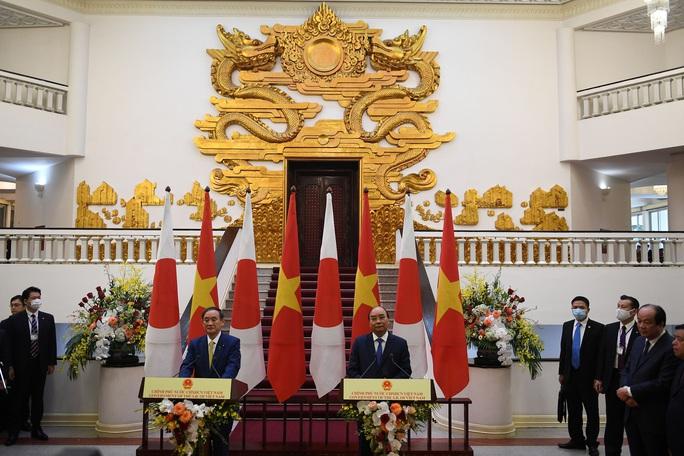 Việt Nam - Nhật Bản: Cam kết nắm chặt tay - Ảnh 1.