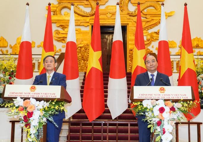Thủ tướng Nhật Bản: Việt Nam là địa điểm thích hợp nhất để tôi gửi thông điệp - Ảnh 1.