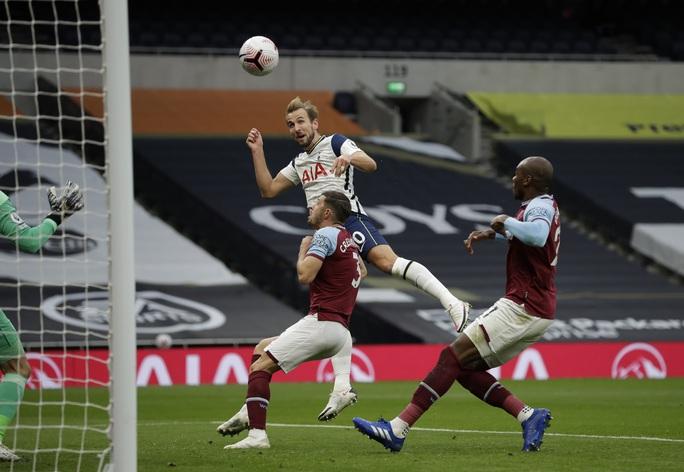 Rượt đuổi tỉ số điên rồ, Tottenham ngỡ ngàng vuột chiến thắng trước West Ham - Ảnh 4.