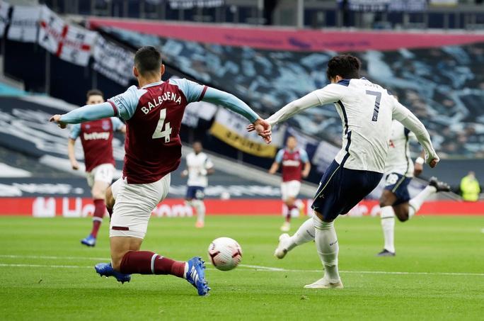 Rượt đuổi tỉ số điên rồ, Tottenham ngỡ ngàng vuột chiến thắng trước West Ham - Ảnh 2.