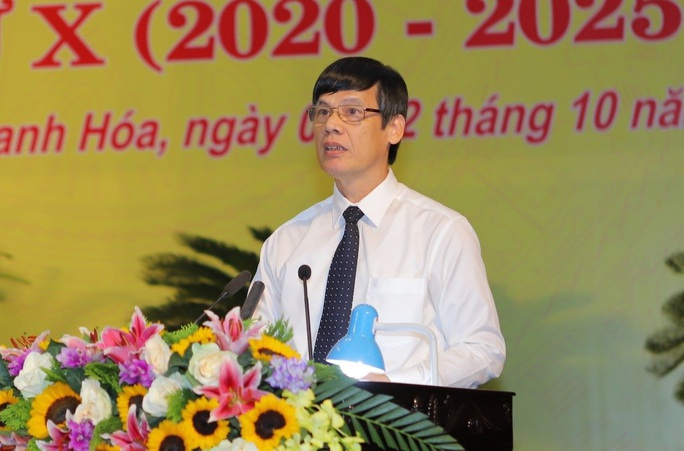Phó Chủ tịch nước Đặng Thị Ngọc Thịnh dự Đại hội thi đua yêu nước tỉnh Thanh Hóa - Ảnh 3.