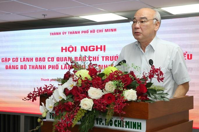 Đại hội Đảng bộ TP HCM lần thứ XI sẽ là đại hội đột phá - Ảnh 3.
