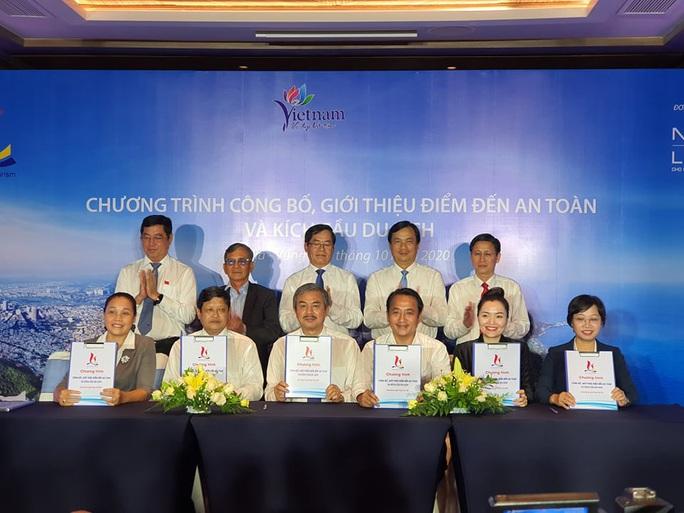 7 tỉnh thành vùng Đông Nam bộ bắt tay kích cầu du lịch - Ảnh 2.