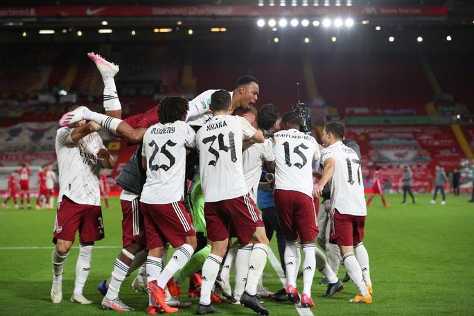 Đại chiến nhạt nhòa, Liverpool trắng tay League Cup trước Arsenal - Ảnh 9.