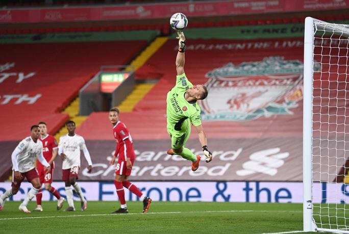 Đại chiến nhạt nhòa, Liverpool trắng tay League Cup trước Arsenal - Ảnh 5.