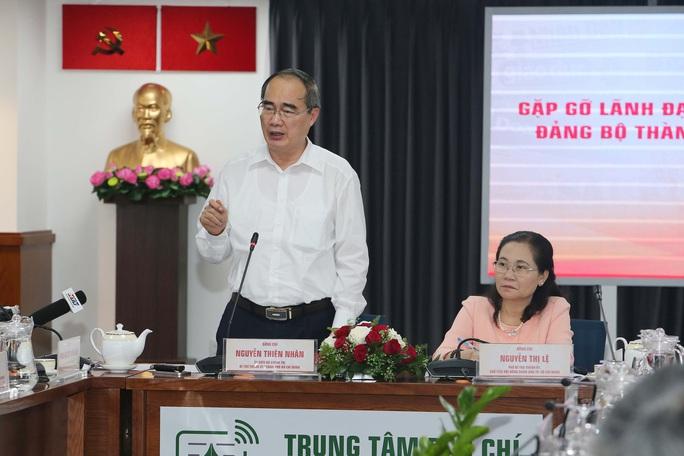 Đại hội Đảng bộ TP HCM lần thứ XI sẽ là đại hội đột phá - Ảnh 1.