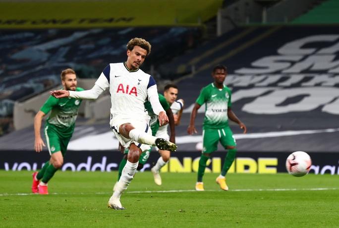 Harry Kane lập hat-trick, Tottenham thắng 7-2 ở Europa League - Ảnh 6.