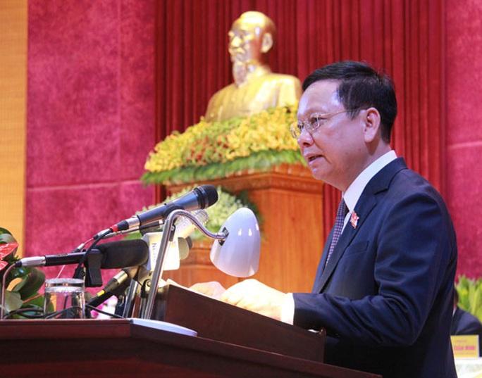 Chủ tịch Quốc hội Nguyễn Thị Kim Ngân chỉ đạo Đại hội Đảng bộ tỉnh Hòa Bình - Ảnh 2.