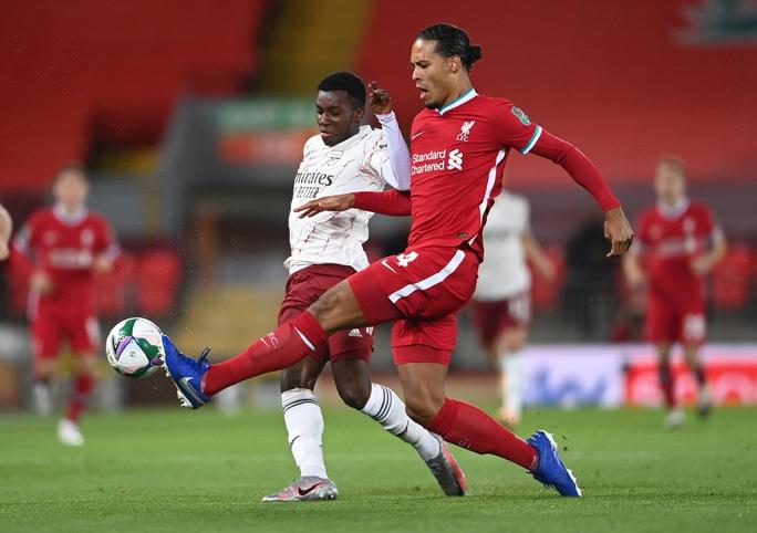 Đại chiến nhạt nhòa, Liverpool trắng tay League Cup trước Arsenal - Ảnh 2.