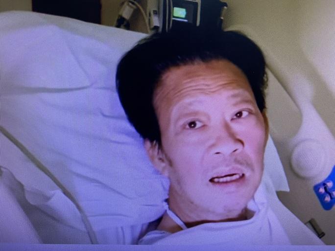 Nhạc sĩ Lê Quang phải cắt bỏ bàn chân, chờ cuộc phẫu thuật thứ 2 - Ảnh 2.