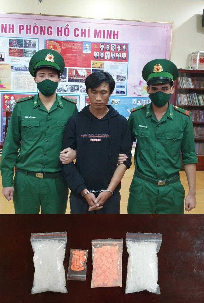 Bắt thanh niên nằm trong đường dây bán ma túy từ TP HCM về Vũng Tàu - Ảnh 1.