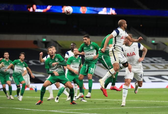 Harry Kane lập hat-trick, Tottenham thắng 7-2 ở Europa League - Ảnh 3.