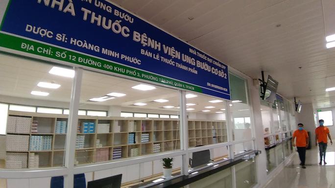Sáng nay, Bệnh viện Ung Bướu hiện đại nhất TP HCM bắt đầu khám bệnh - Ảnh 6.