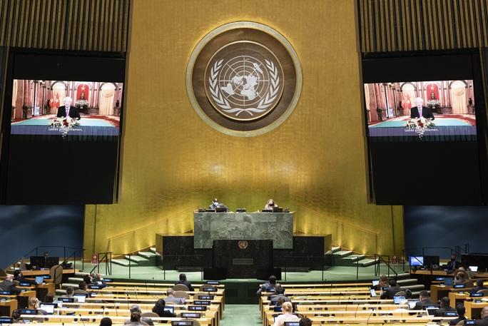 Tổng Bí thư, Chủ tịch nước Nguyễn Phú Trọng gửi thông điệp tới Liên Hiệp Quốc - Ảnh 3.