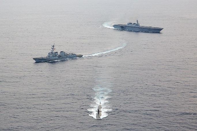 Nhật Bản, Úc cảnh báo về biển Đông - Ảnh 2.