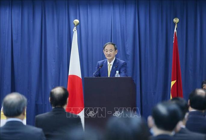 Thủ tướng Nhật Bản kể với sinh viên Việt Nam về thời niên thiếu của mình - Ảnh 3.