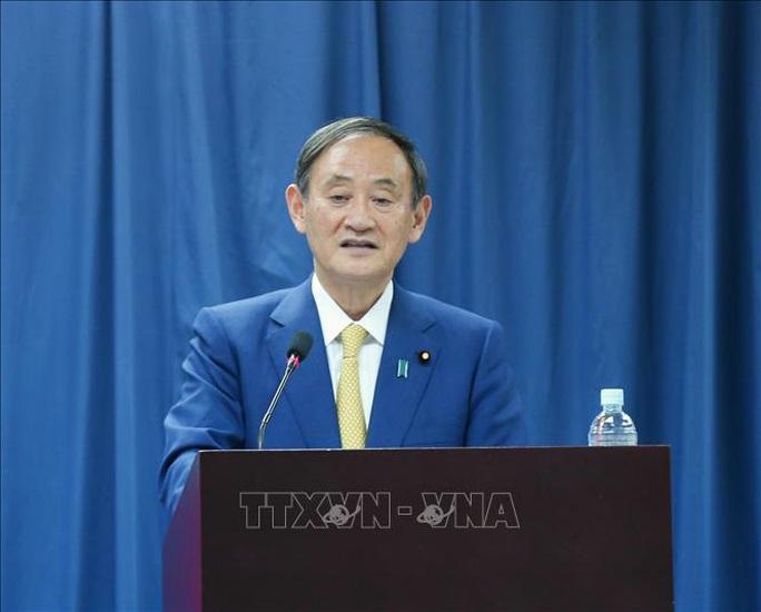 Thủ tướng Nhật Bản kể với sinh viên Việt Nam về thời niên thiếu của mình - Ảnh 2.