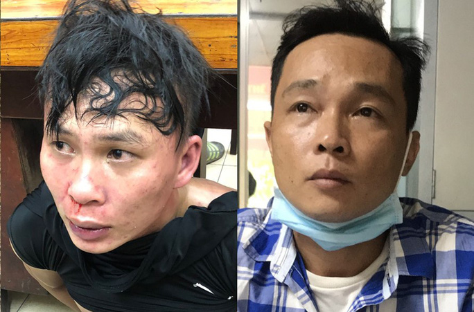Cô giáo bị cướp túi xách hơn 100 triệu đồng ở Tân Bình - Ảnh 1.