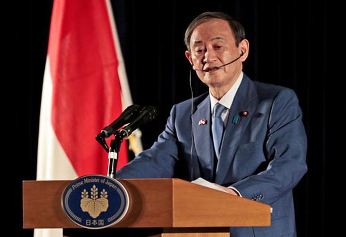 Thủ tướng Nhật Bản gửi thông điệp đến Trung Quốc - Ảnh 1.