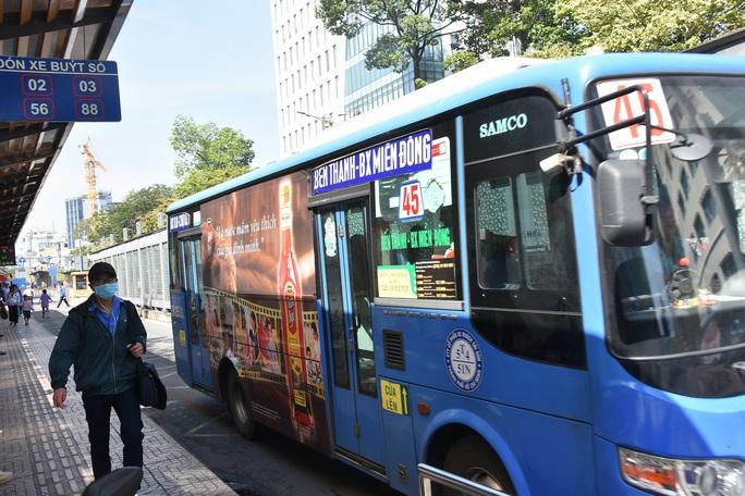 Tính toán dừng đề án quảng cáo trên xe buýt - Ảnh 1.